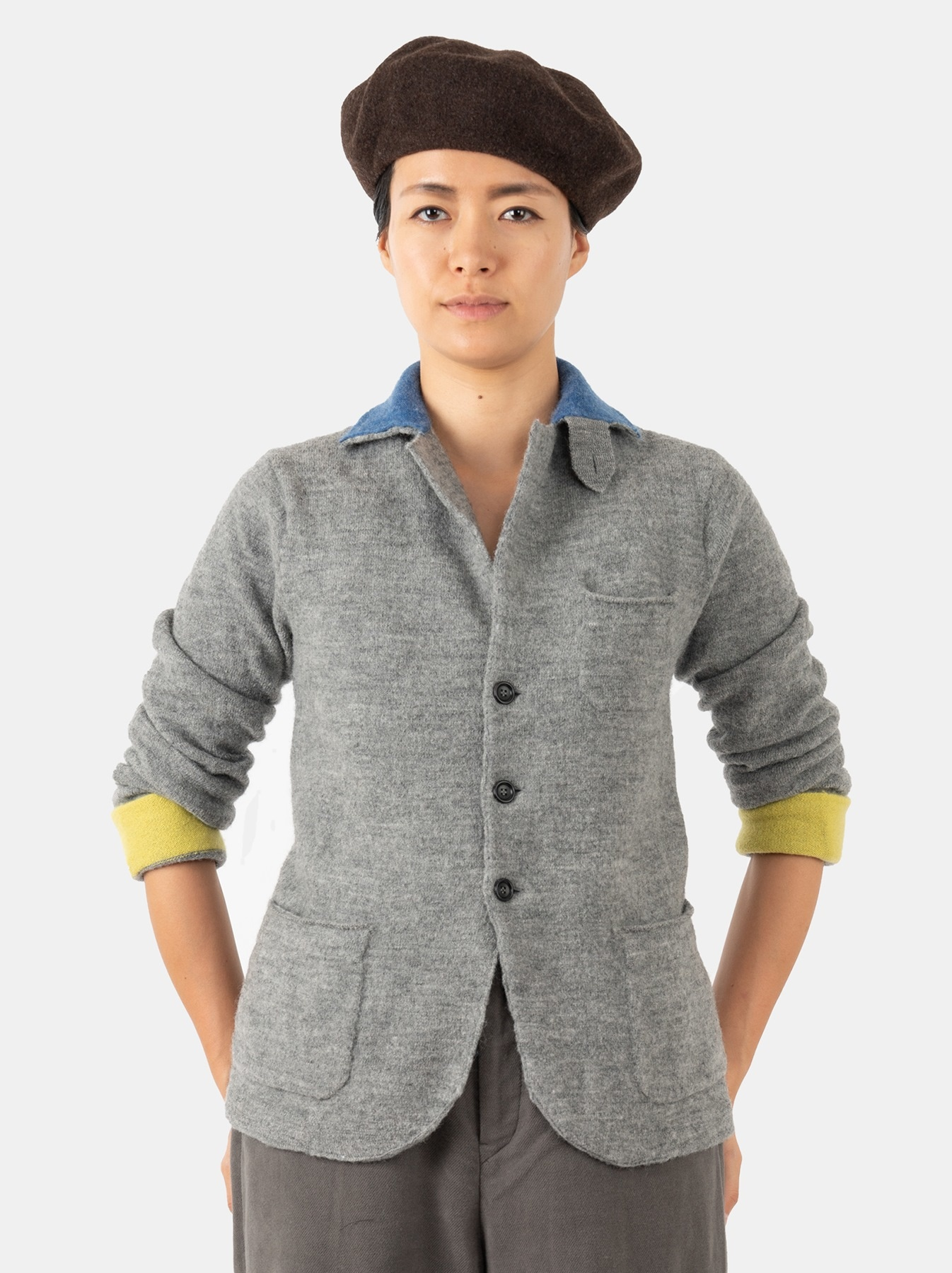 WH Cleric Knit Jacket-3