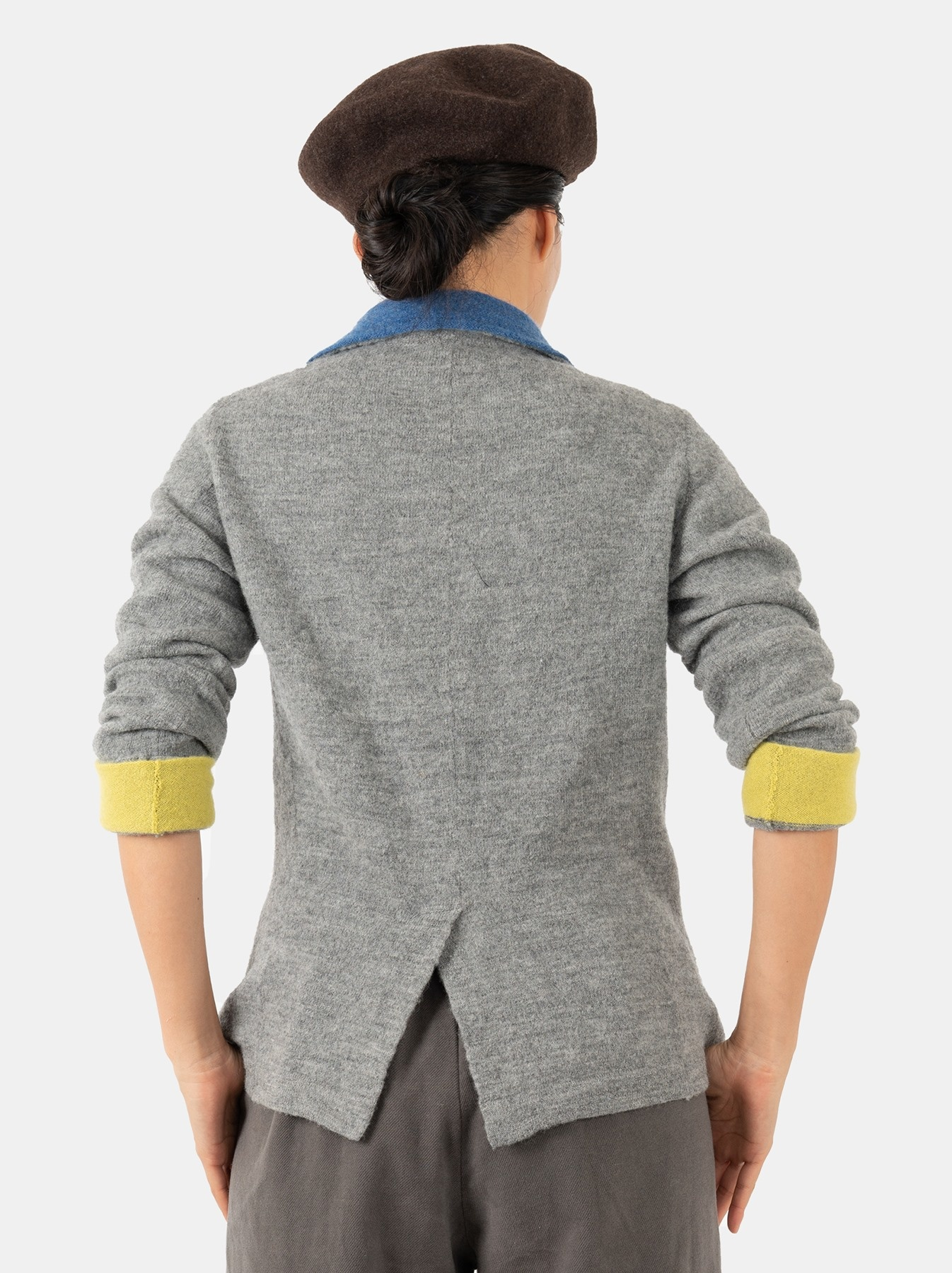 WH Cleric Knit Jacket-5