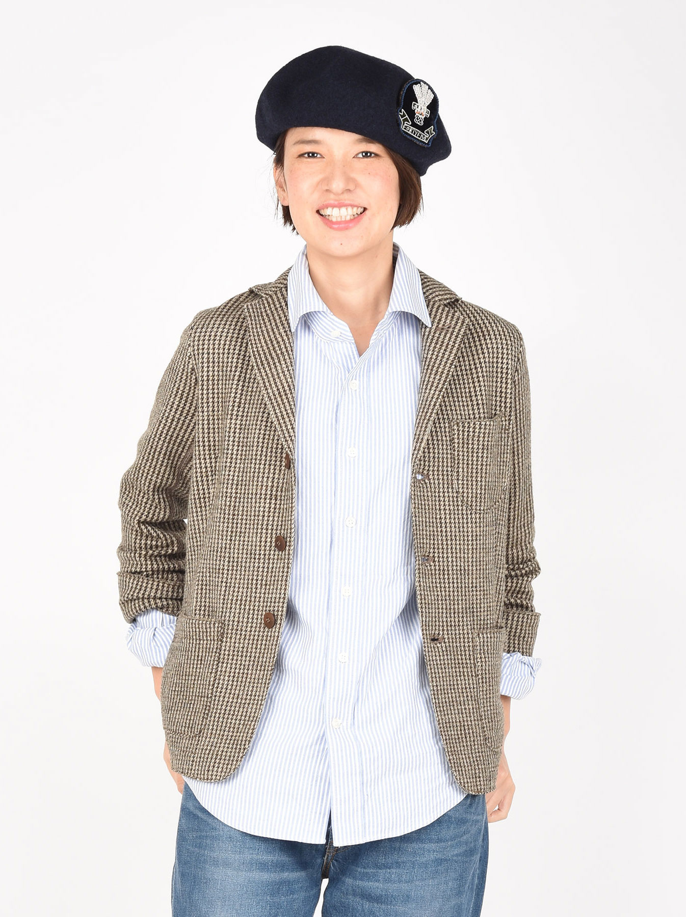 WH Jersey Flannel Jacket-3