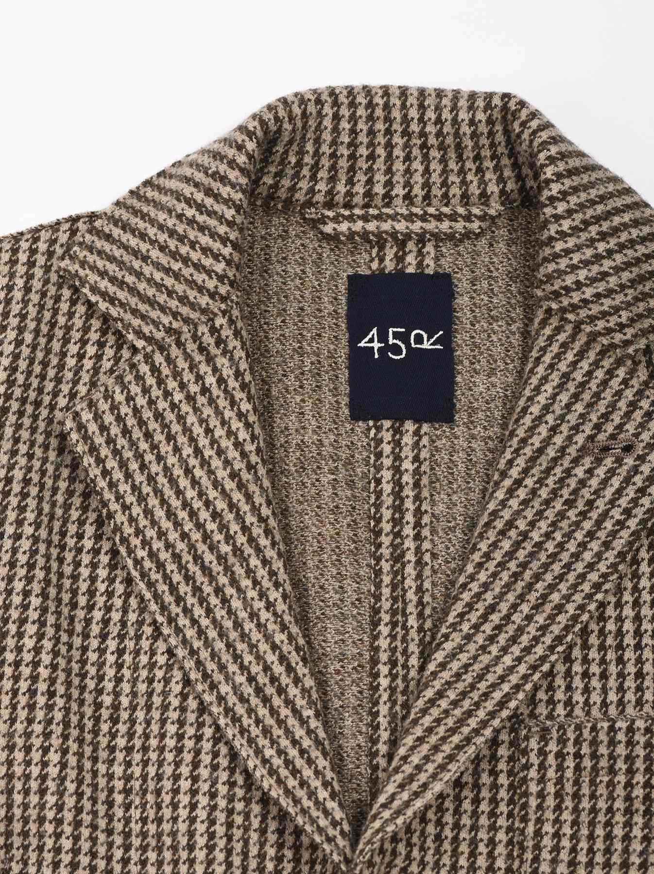 WH Jersey Flannel Jacket-7