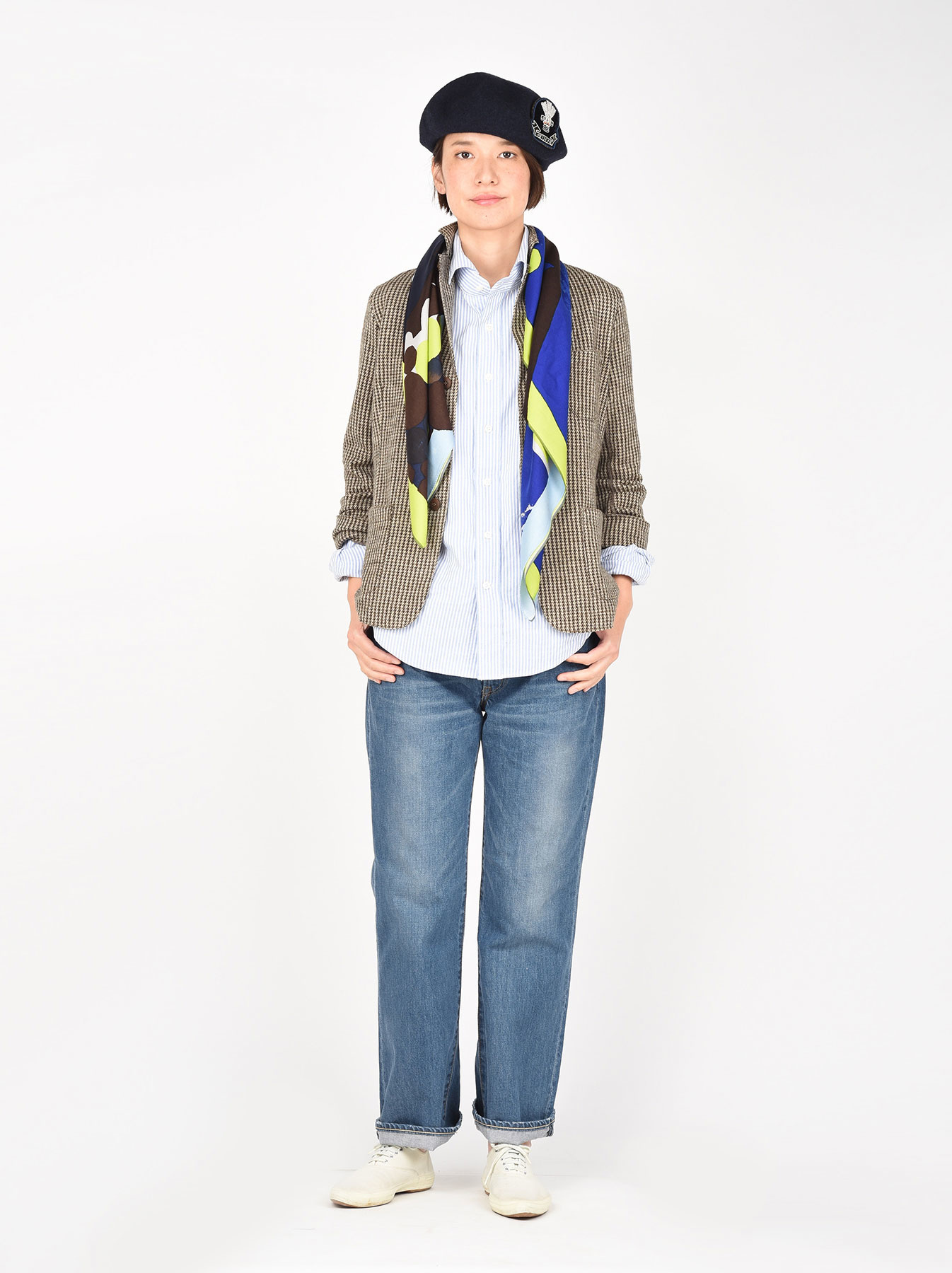 WH Jersey Flannel Jacket-2