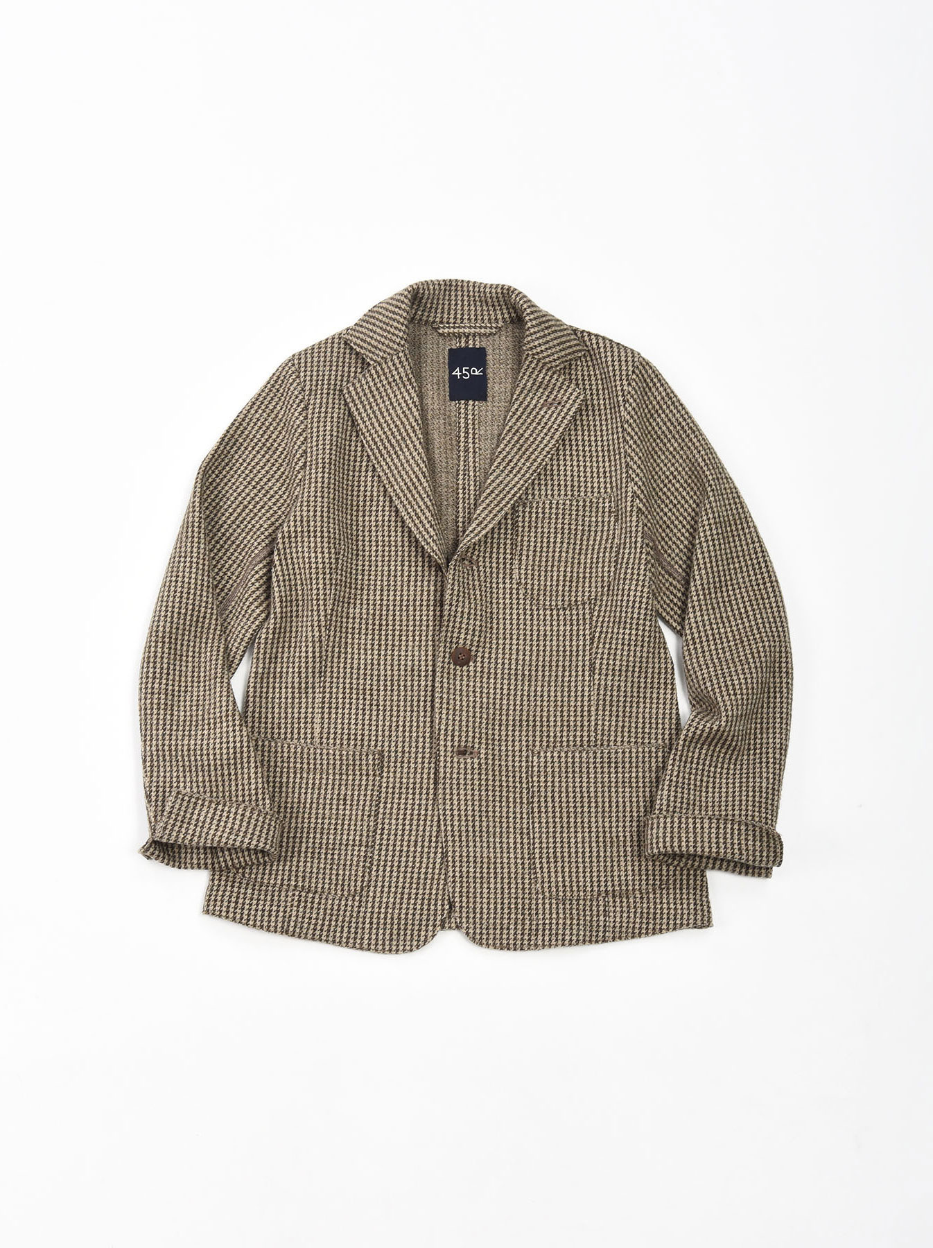 WH Jersey Flannel Jacket-6