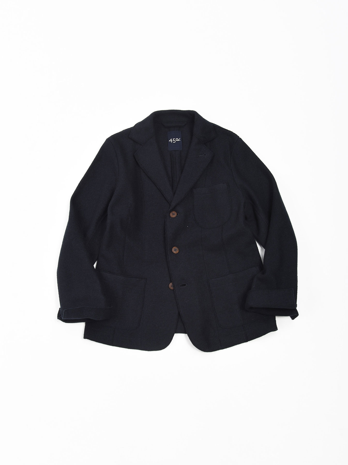 WH Jersey Flannel Jacket-1