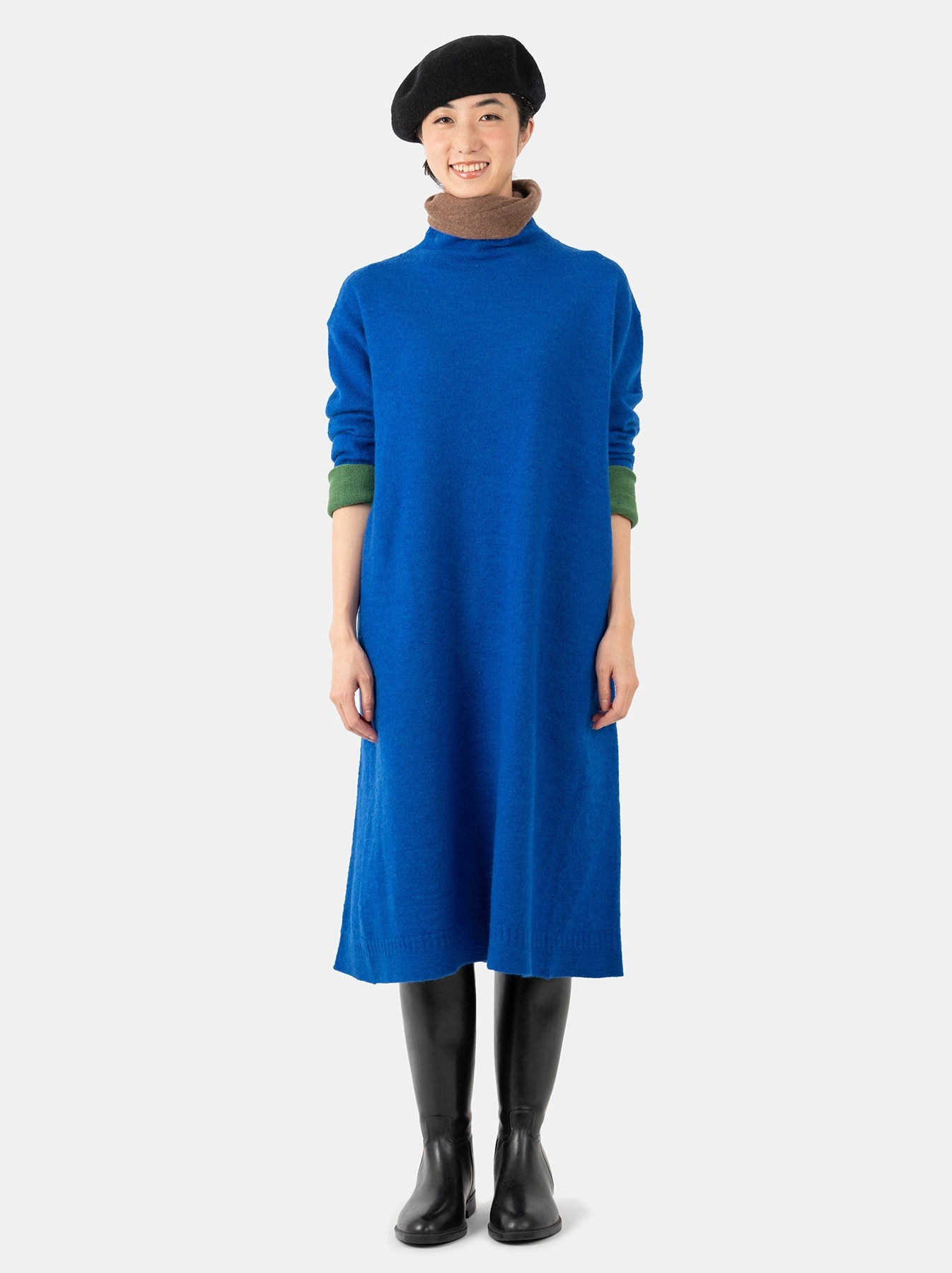 WH Cleric Knit Dress-2