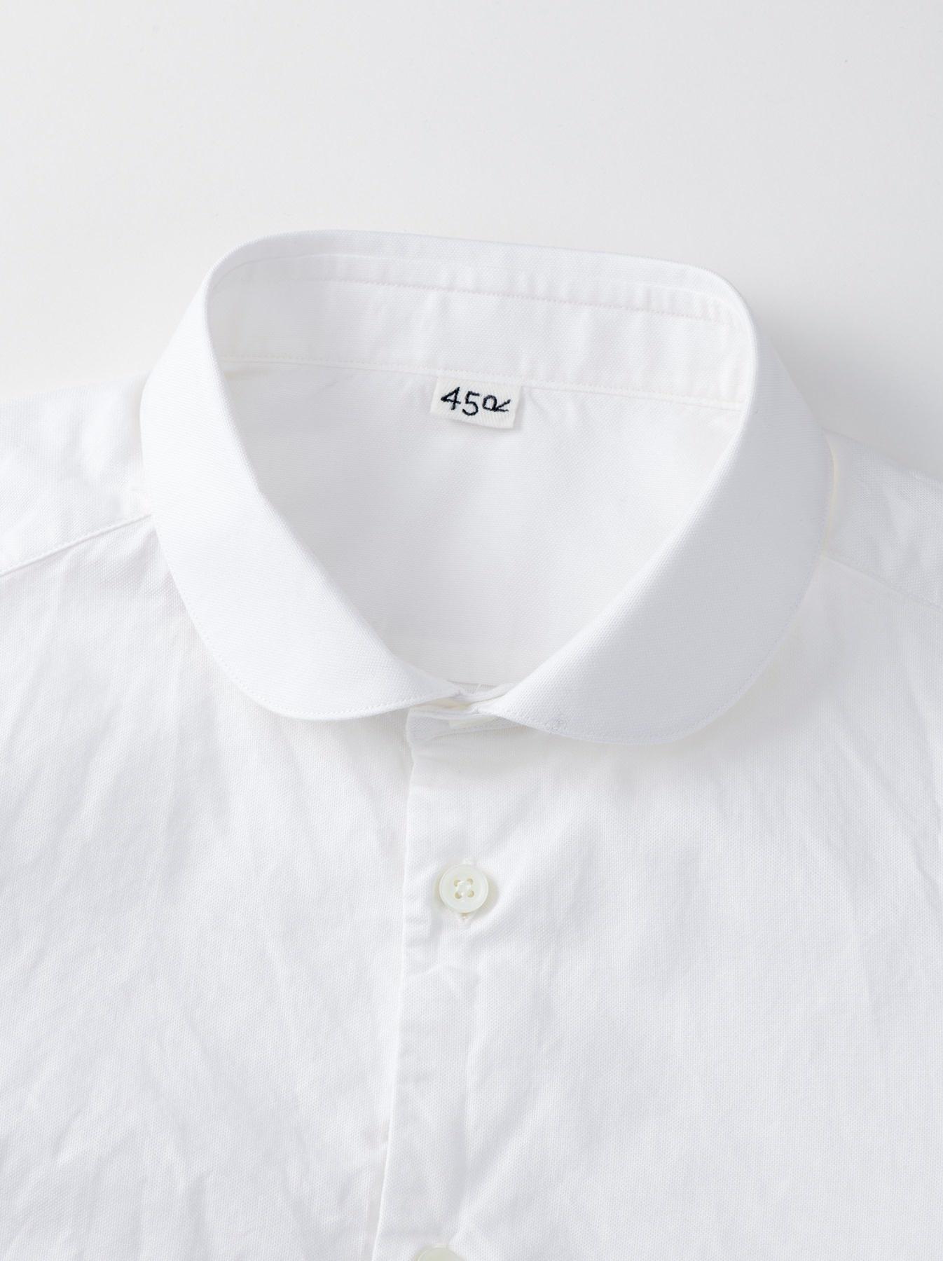 WH Oxford 908 Round Collar Shirt-6