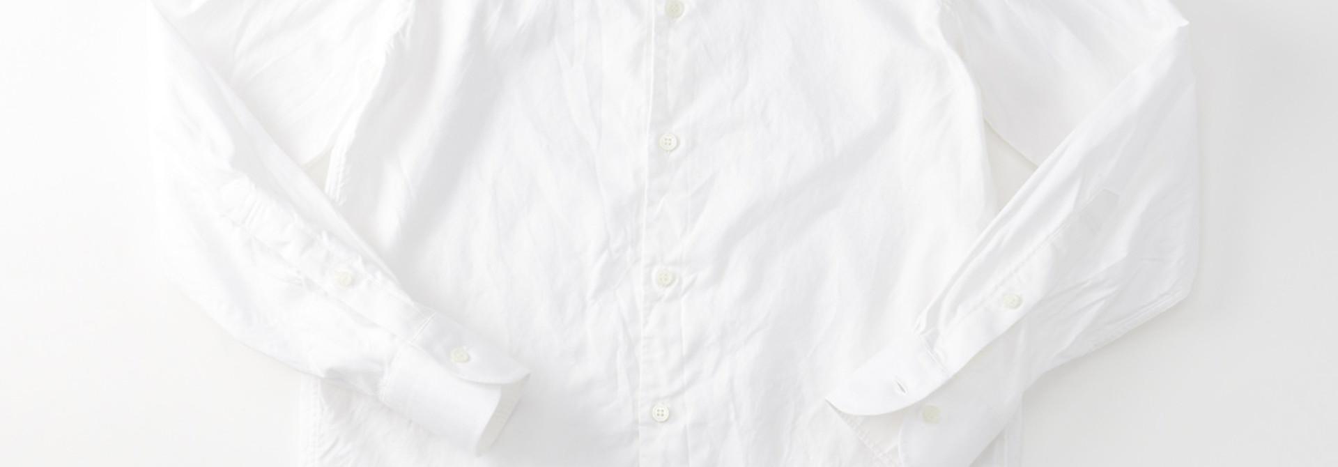WH Oxford 908 Round Collar Shirt