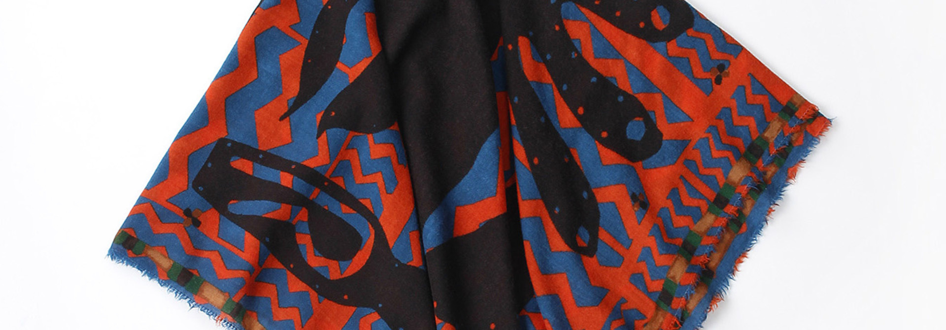 Wool Printed Furoshikii