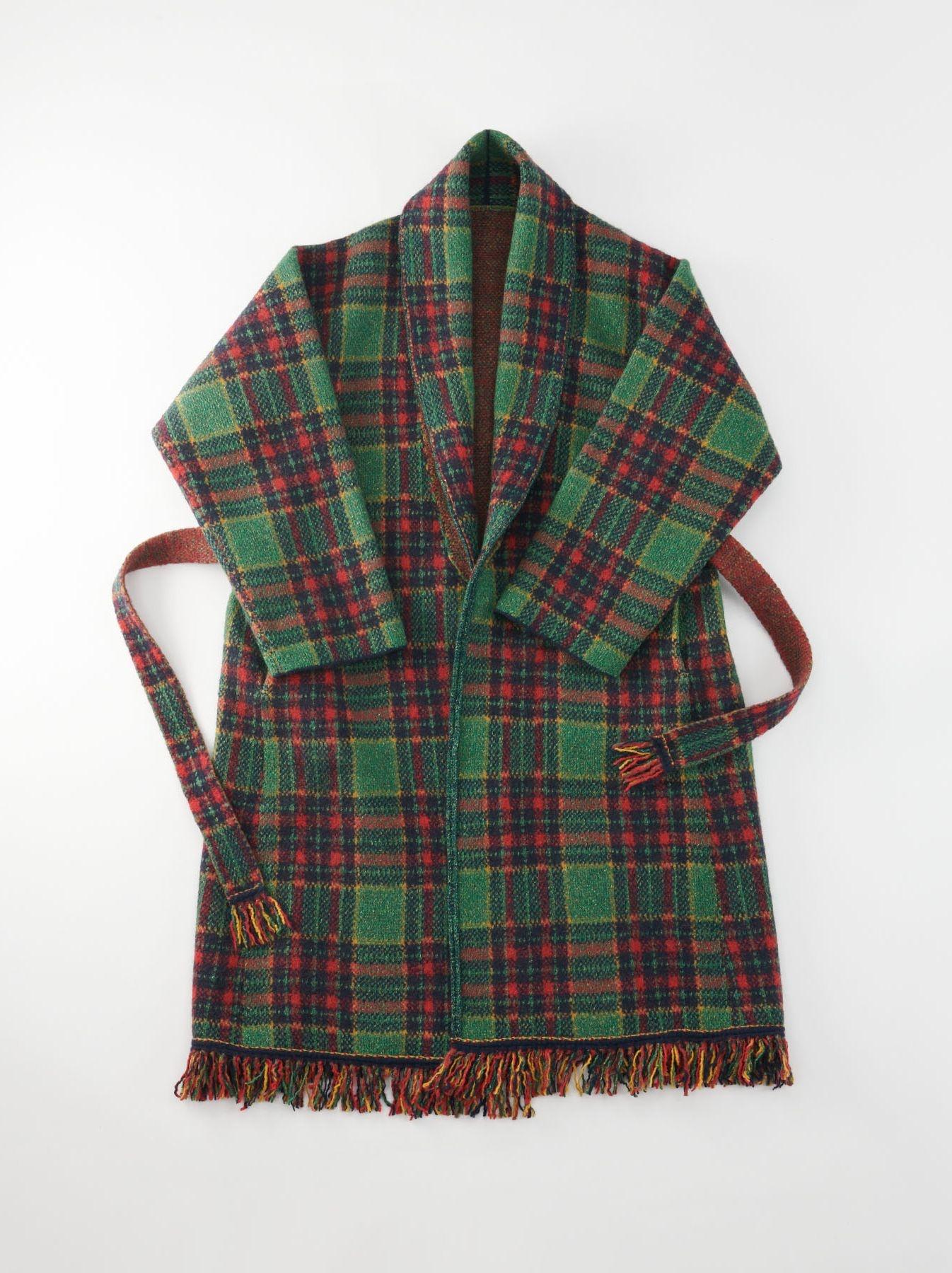 Boiled Knit 908 Cowichan Coat-5