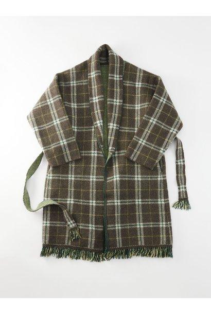 Boiled Knit 908 Cowichan Coat