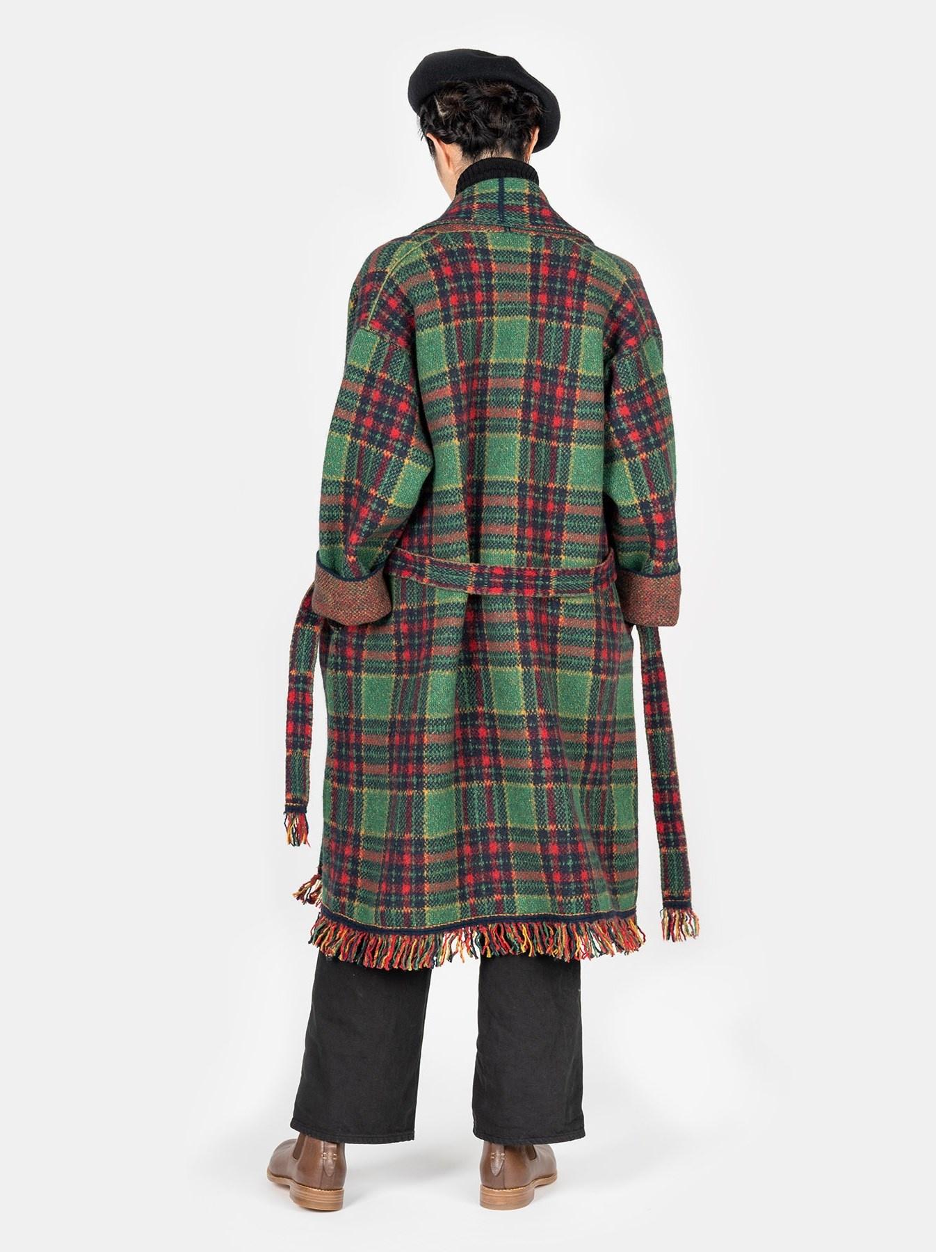 Boiled Knit 908 Cowichan Coat-4