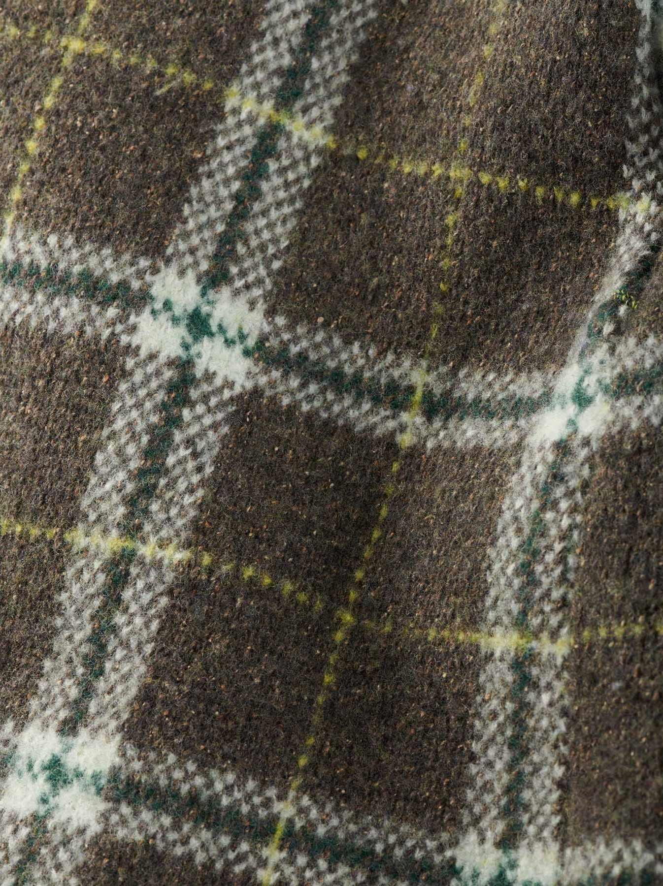 Boiled Knit 908 Cowichan Coat-11