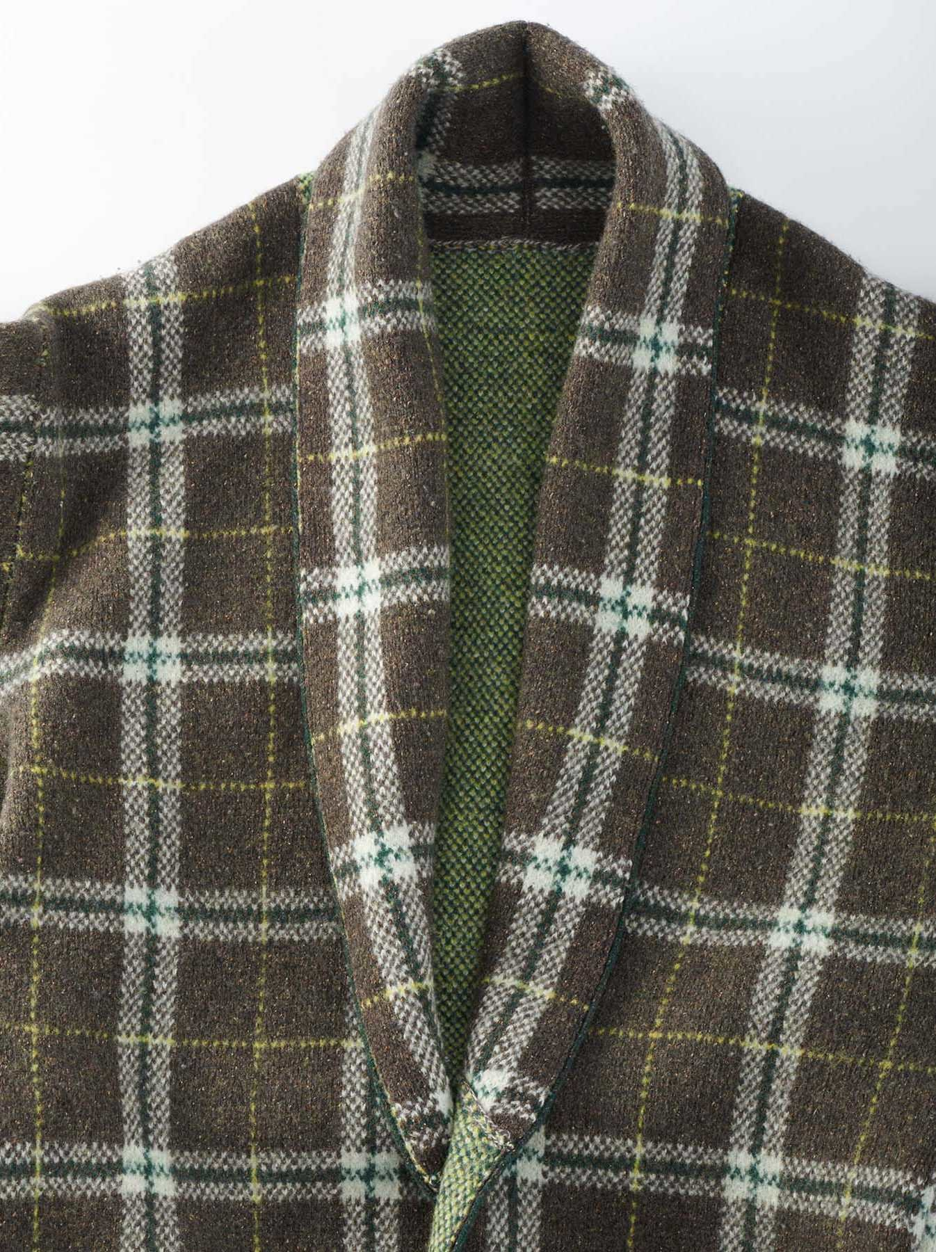 Boiled Knit 908 Cowichan Coat-9