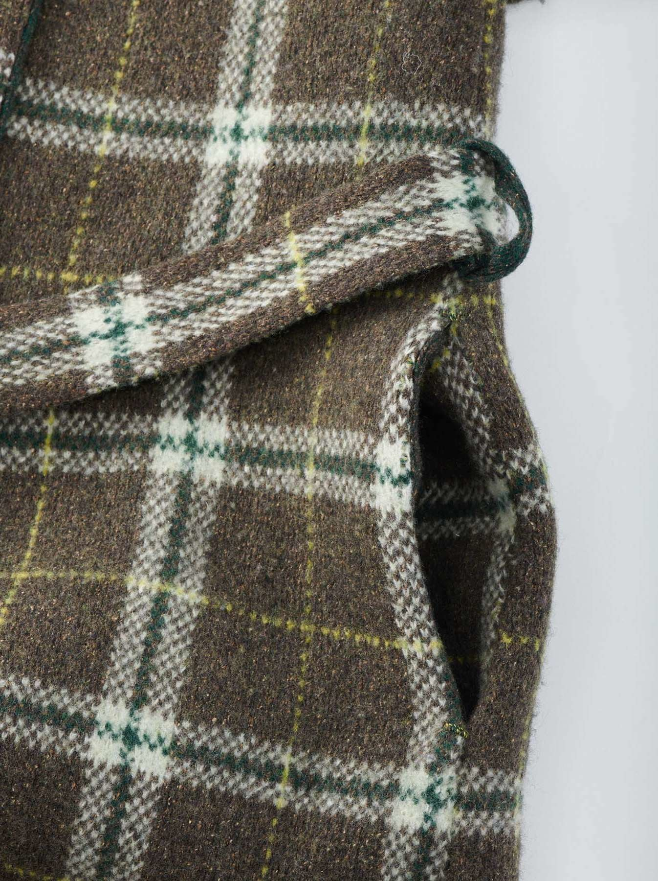 Boiled Knit 908 Cowichan Coat-10