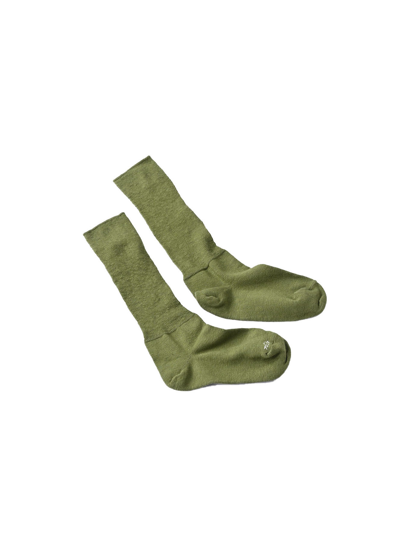 Piece-dyed 45 Star Socks-5