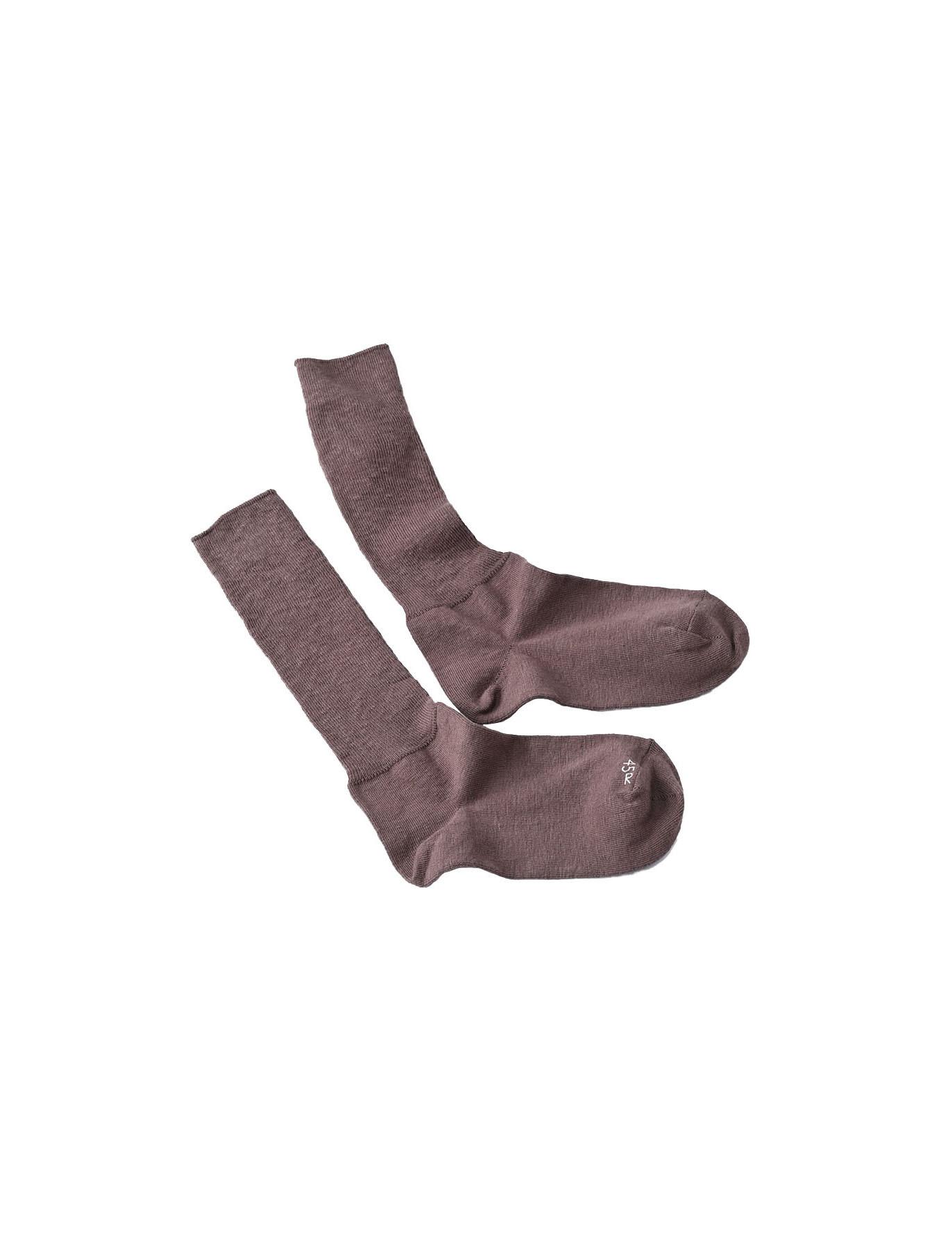 Piece-dyed 45 Star Socks-4