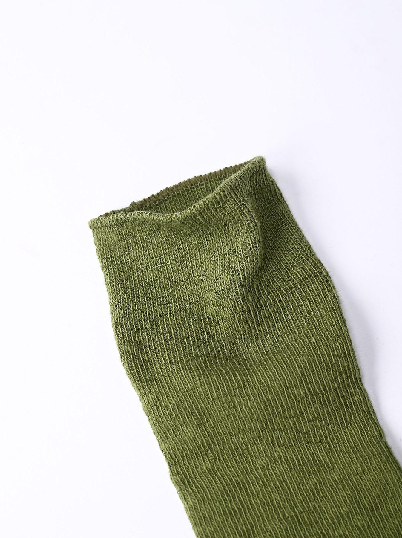 Piece-dyed 45 Star Socks-8