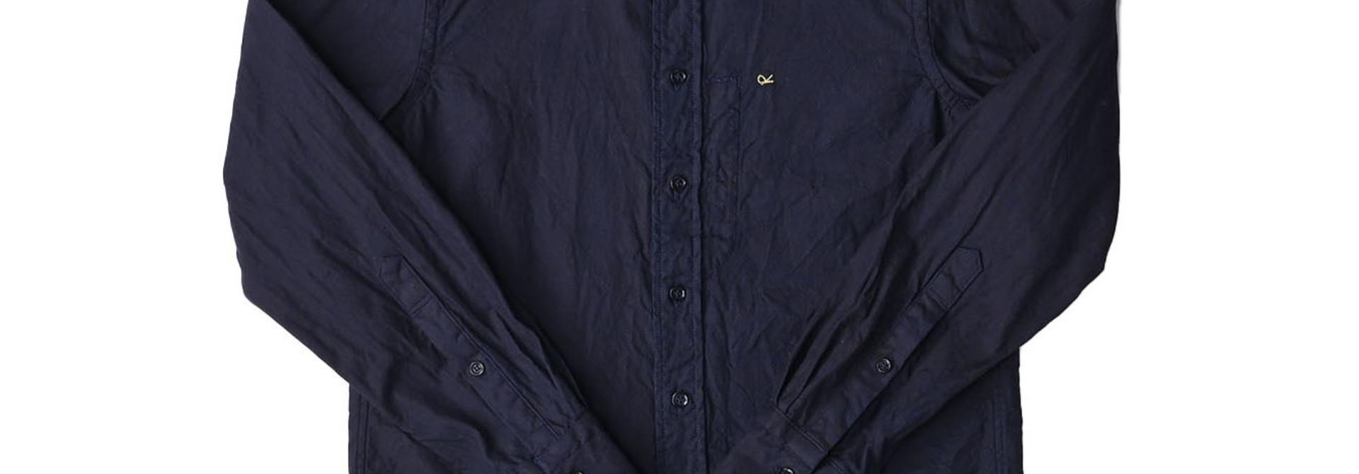 Indigo  Zimbabwe Oxford 908 Regular Shirt