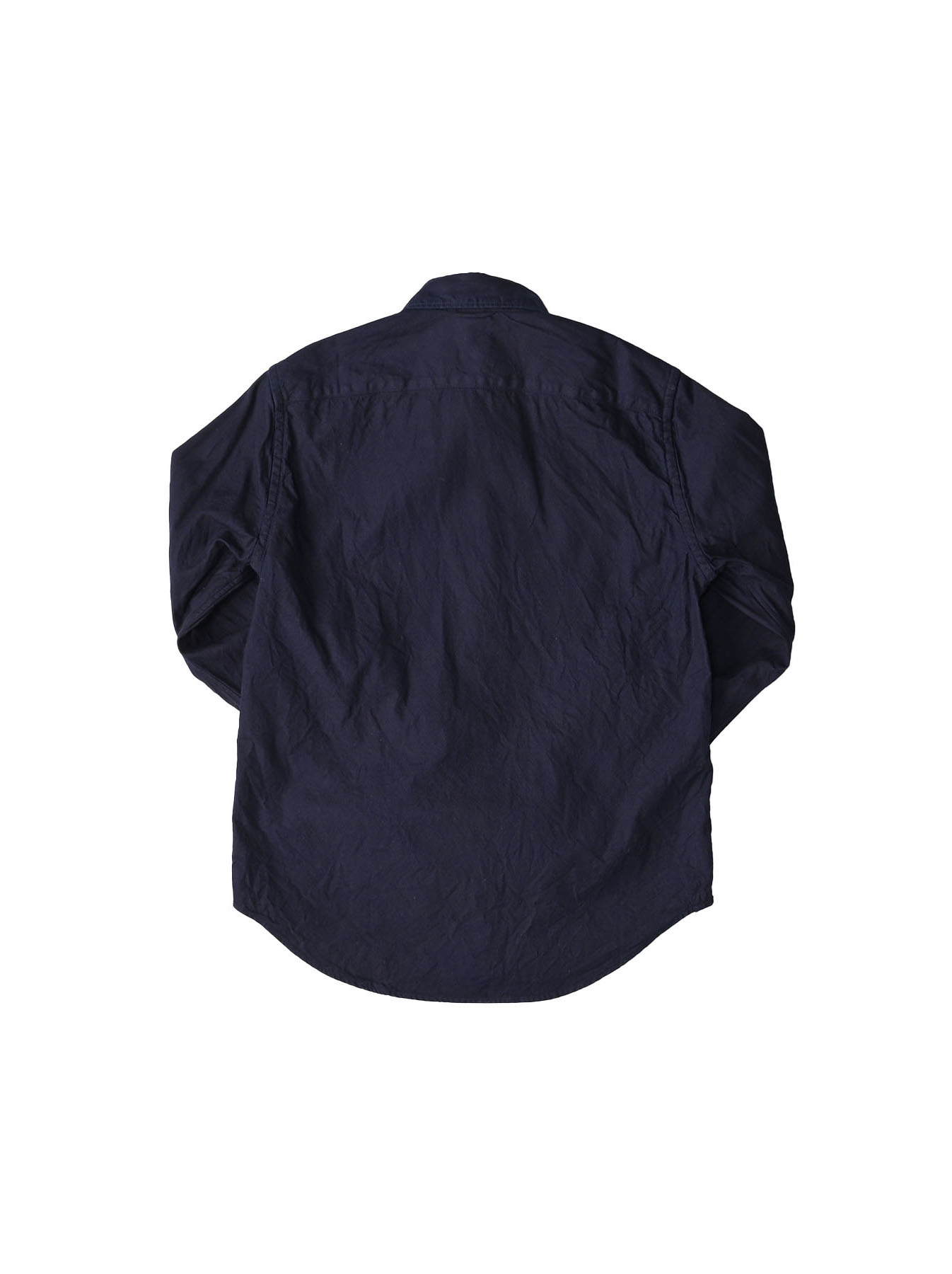 Indigo  Zimbabwe Oxford 908 Regular Shirt-10