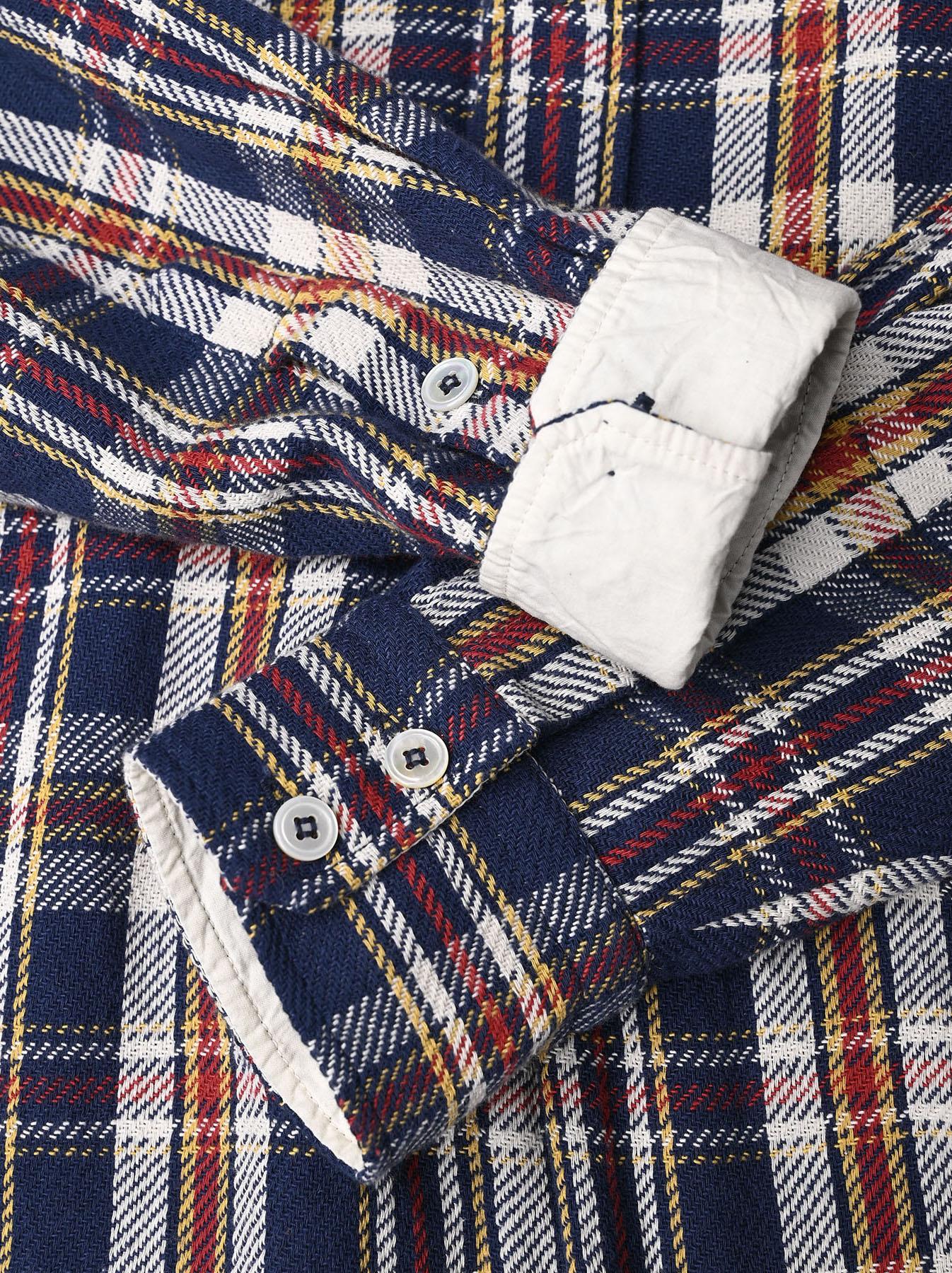 Indian Flannel Big Shirt-dress-10