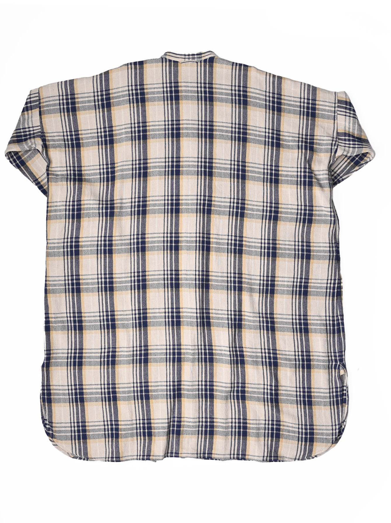 Indian Flannel Big Shirt-dress-6