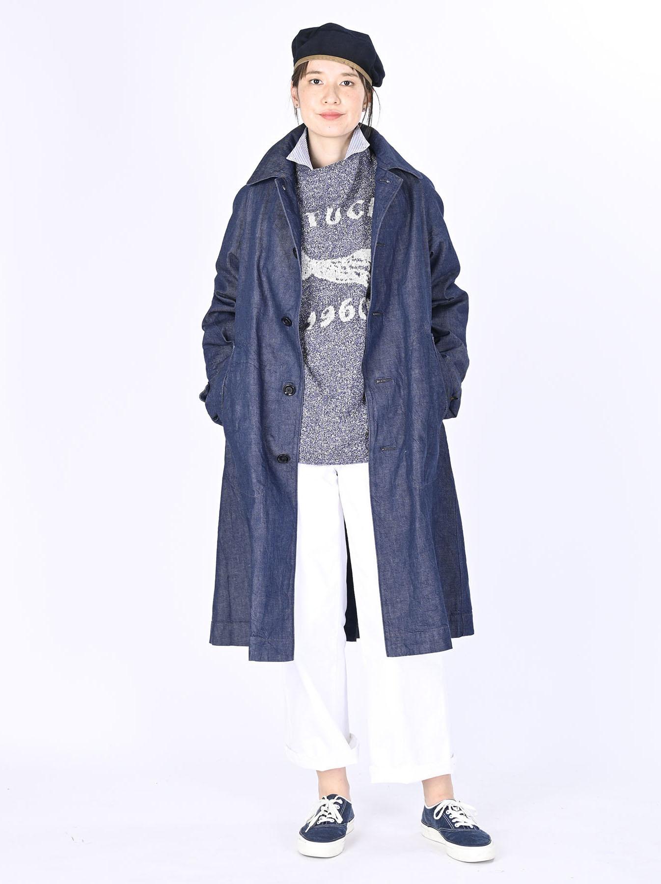 Mugi Denim 908 Coat-2