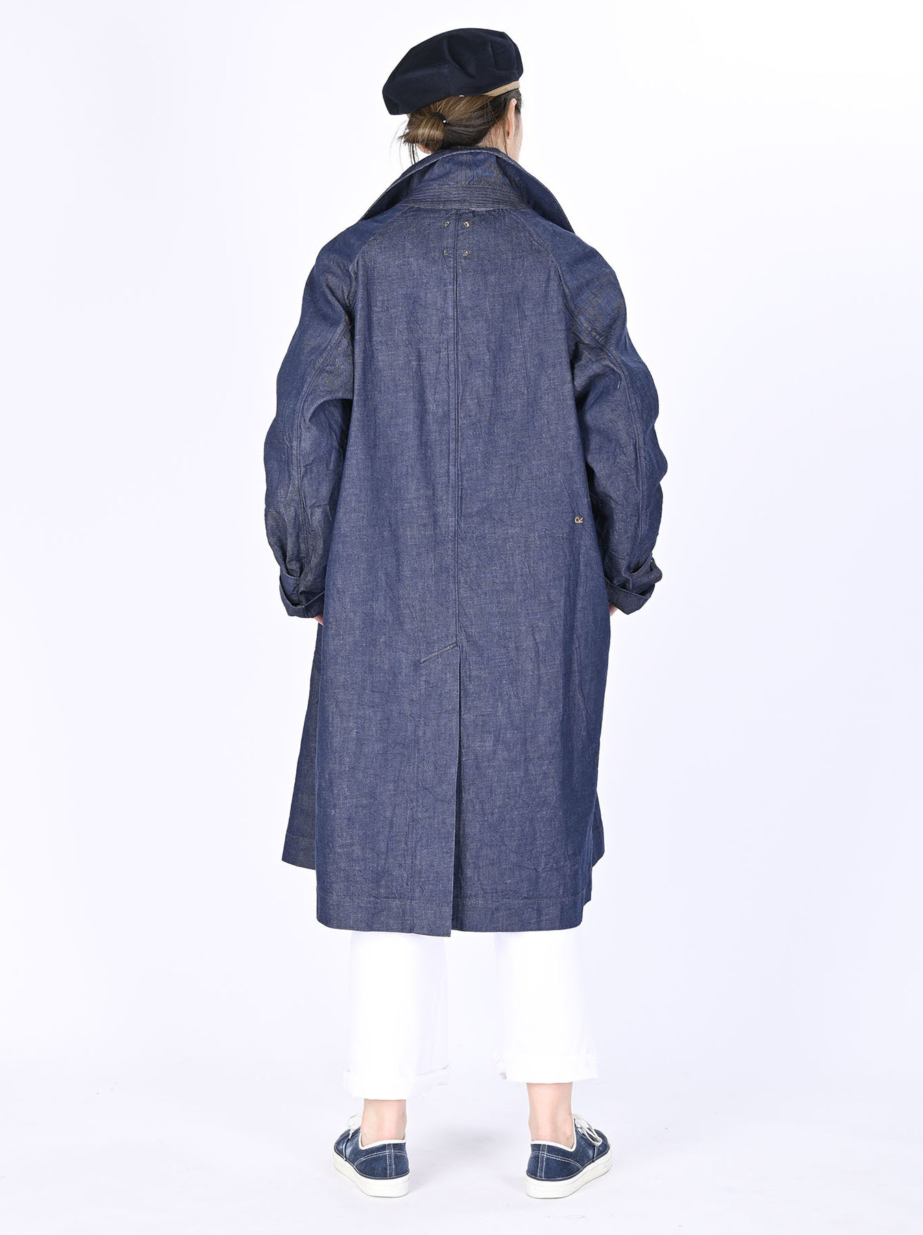 Mugi Denim 908 Coat-4