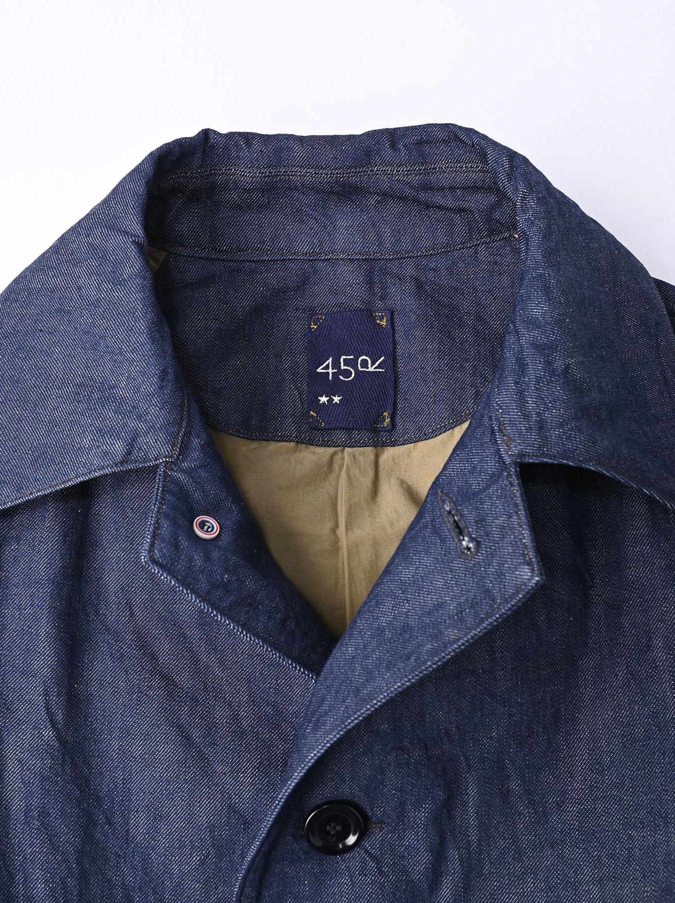 Mugi Denim 908 Coat-6