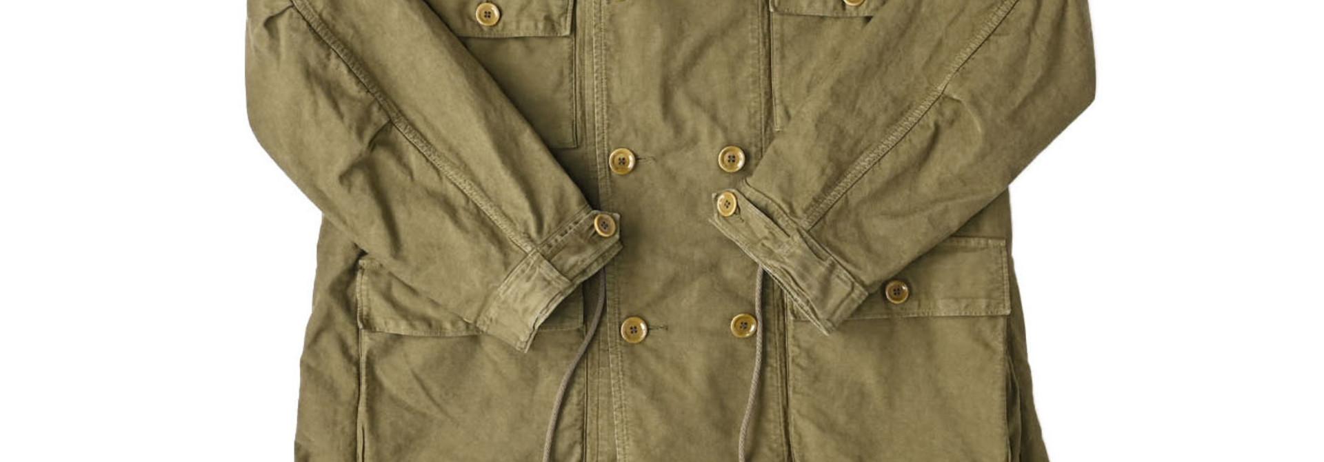 Okome Sateenn UMII Mods Coat