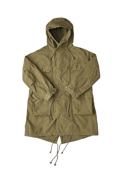 Okome Sateen UMII Mods Coat