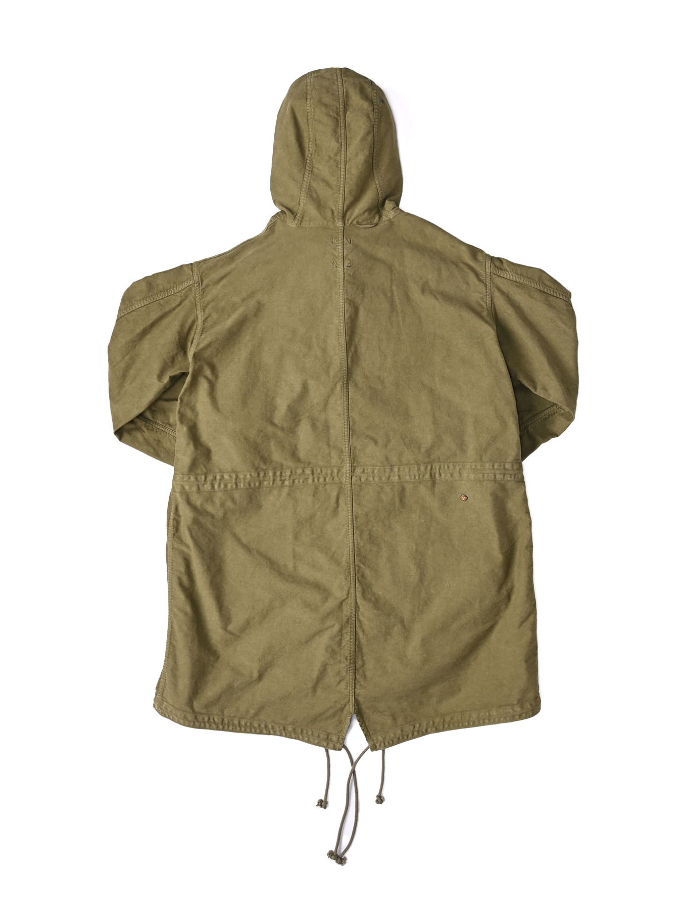 Okome Sateenn UMII Mods Coat-3