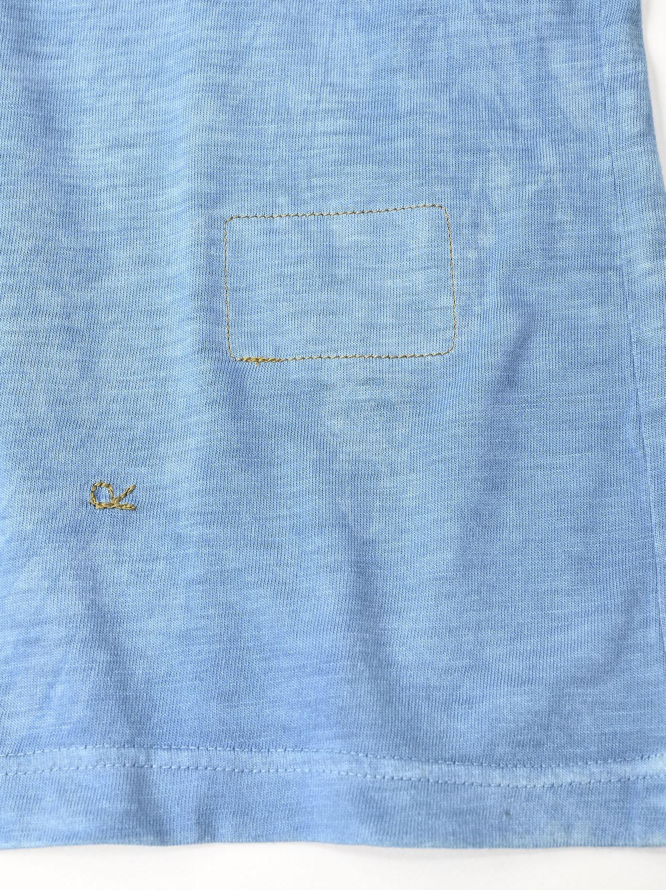 Ai Organic Supima Tenjiku Long-sleeved T-shirt-10