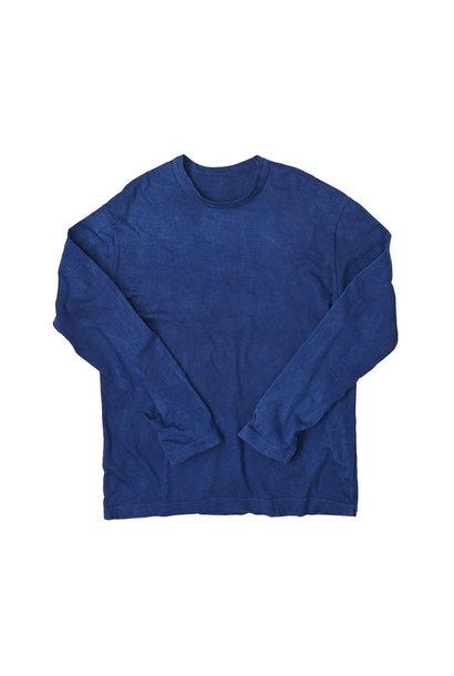 Ai Organic Supima Tenjiku Long-sleeved T-shirt