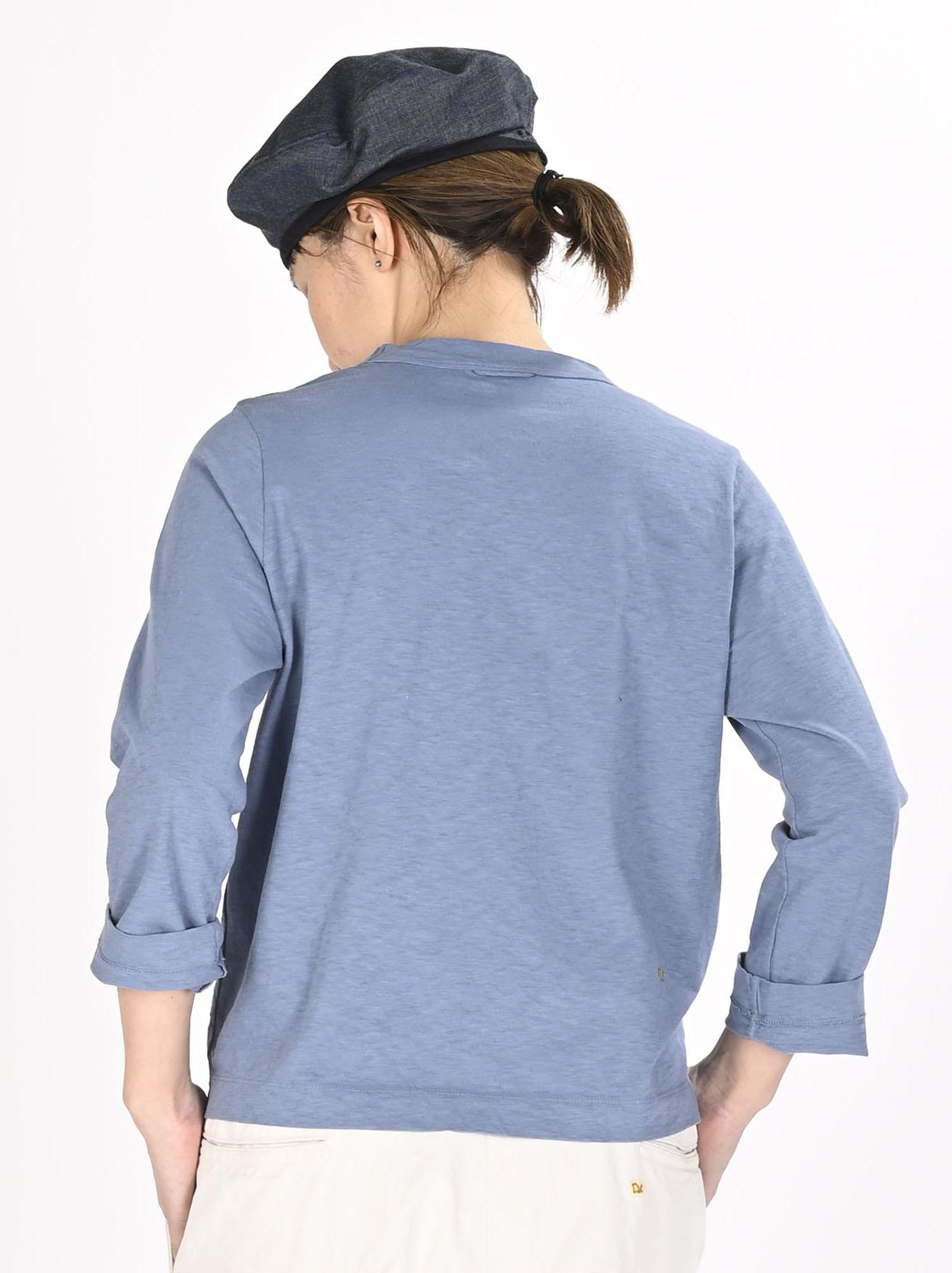 Zimbabwe Cotton Square T-shirt-6