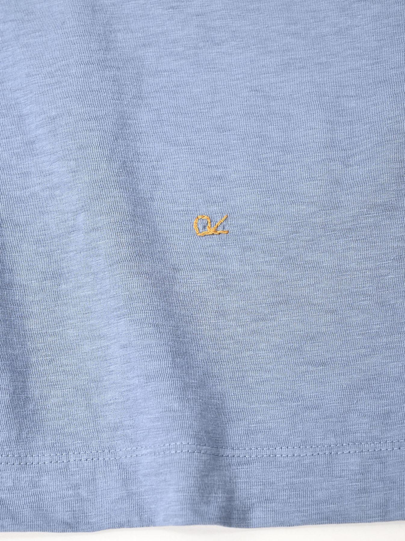 Zimbabwe Cotton Square T-shirt-11