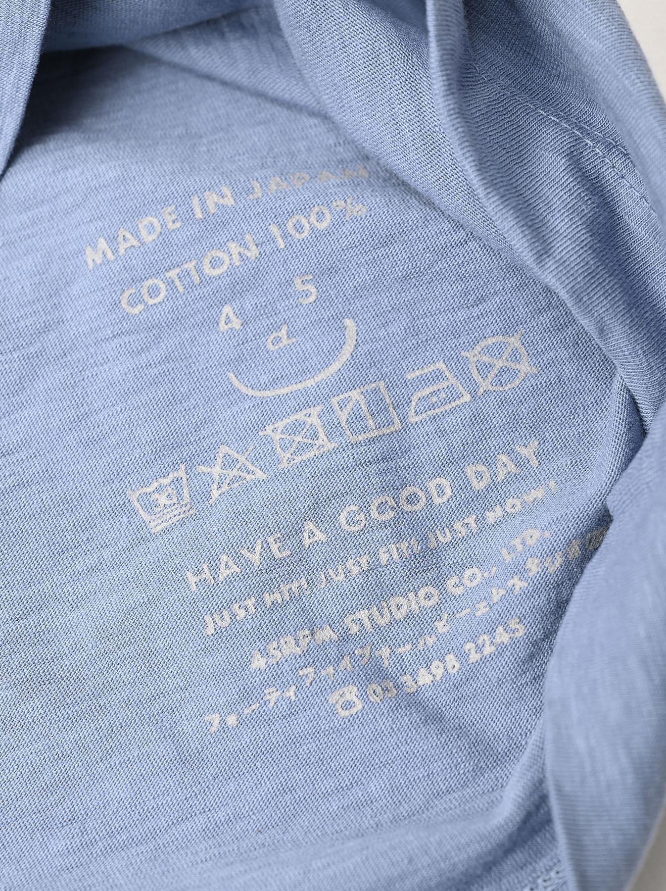 Zimbabwe Cotton Square T-shirt-12