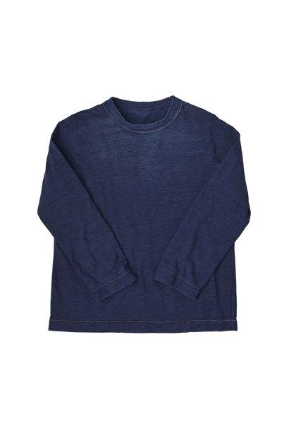 Indigo Zimbabwe Cotton Square T-shirt