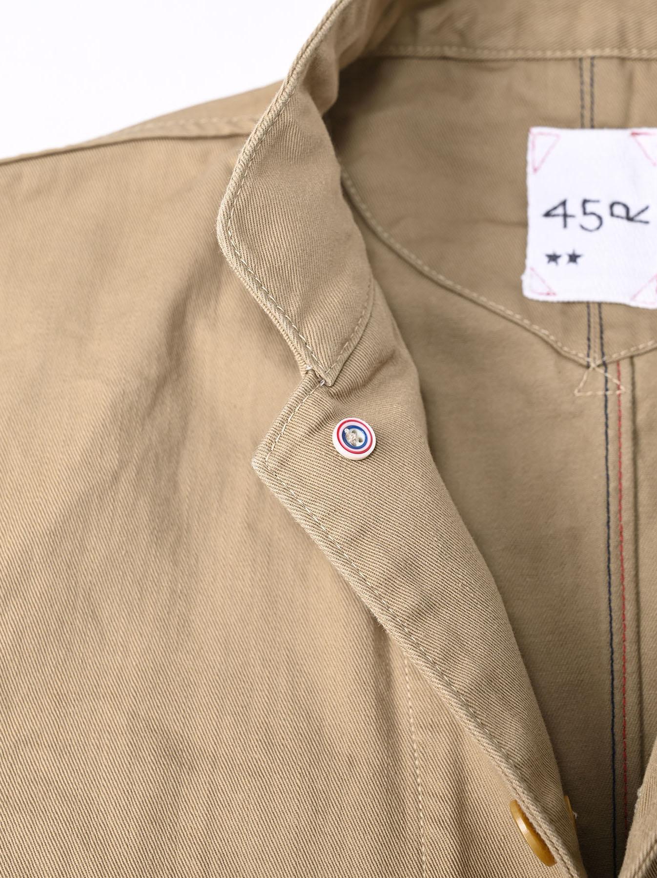 Okome Chino 908 Shirt Jacket-11
