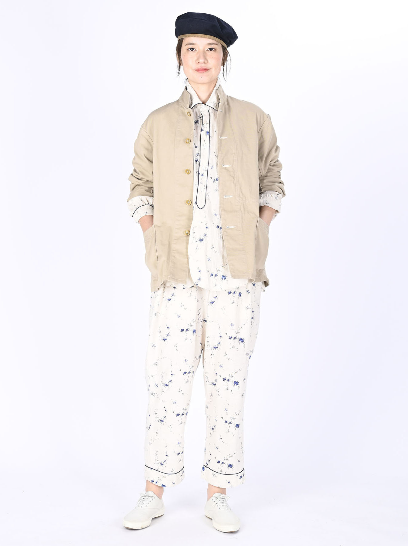 Okome Chino 908 Shirt Jacket-2