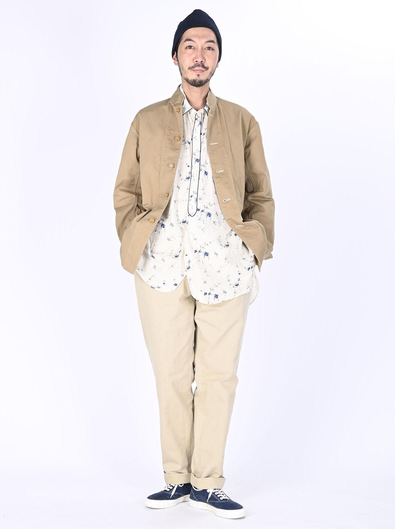 Okome Chino 908 Shirt Jacket-3