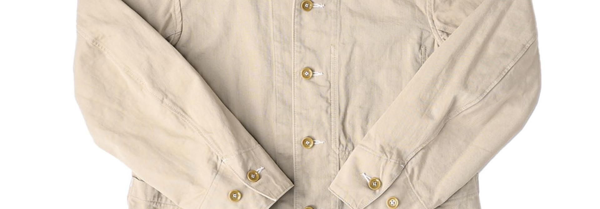 Okome Chino 908 Shirt Jacket