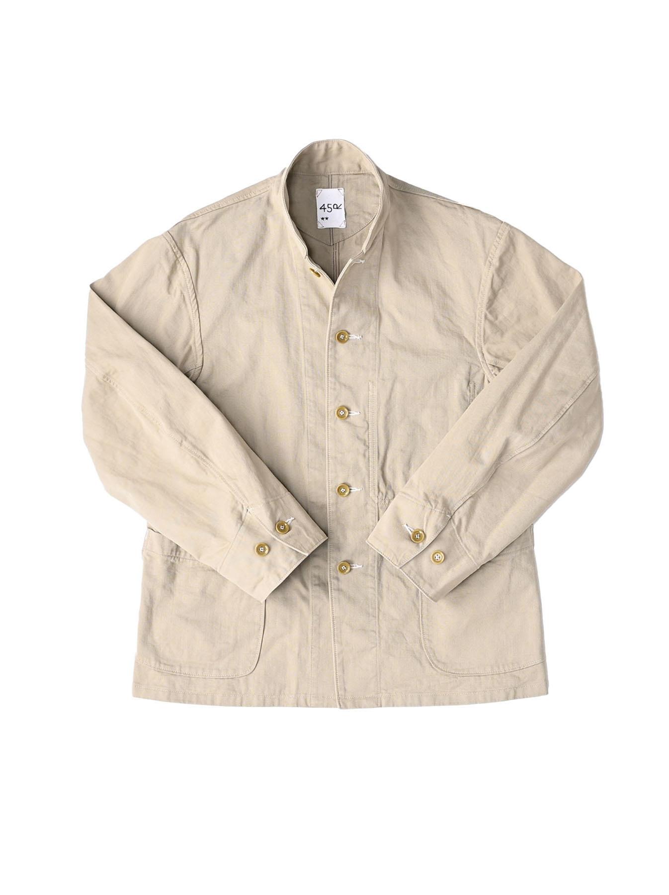 Okome Chino 908 Shirt Jacket-1