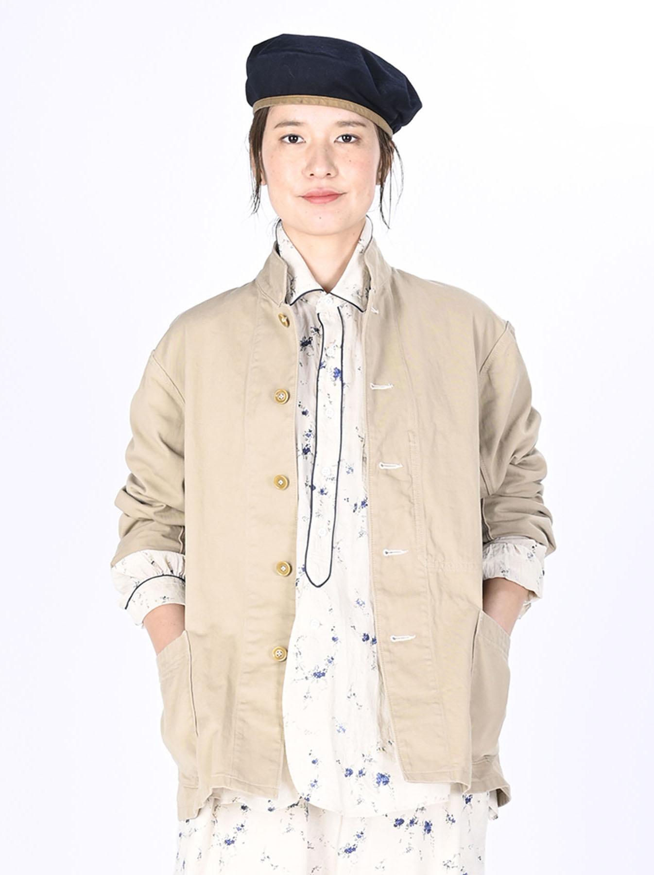 Okome Chino 908 Shirt Jacket-4