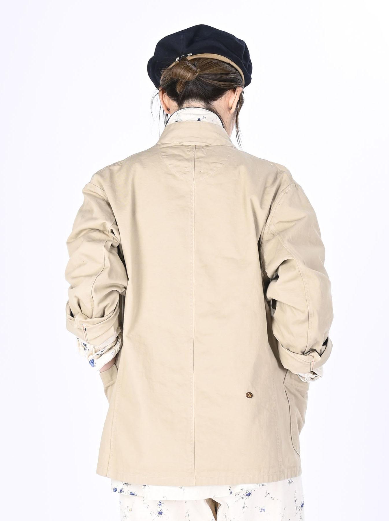 Okome Chino 908 Shirt Jacket-6