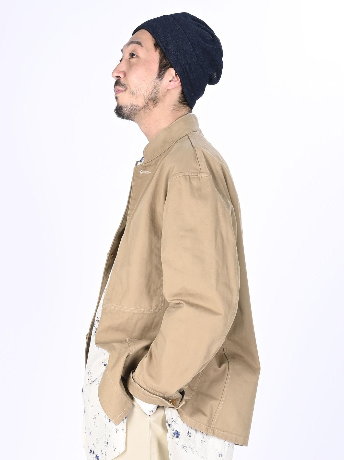 Okome Chino 908 Shirt Jacket-8