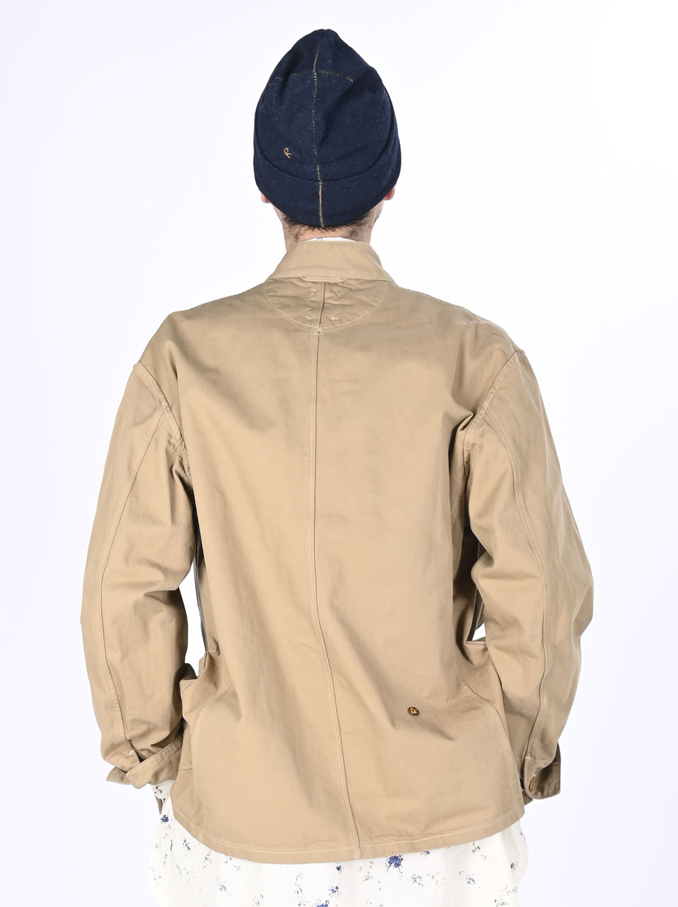 Okome Chino 908 Shirt Jacket-9