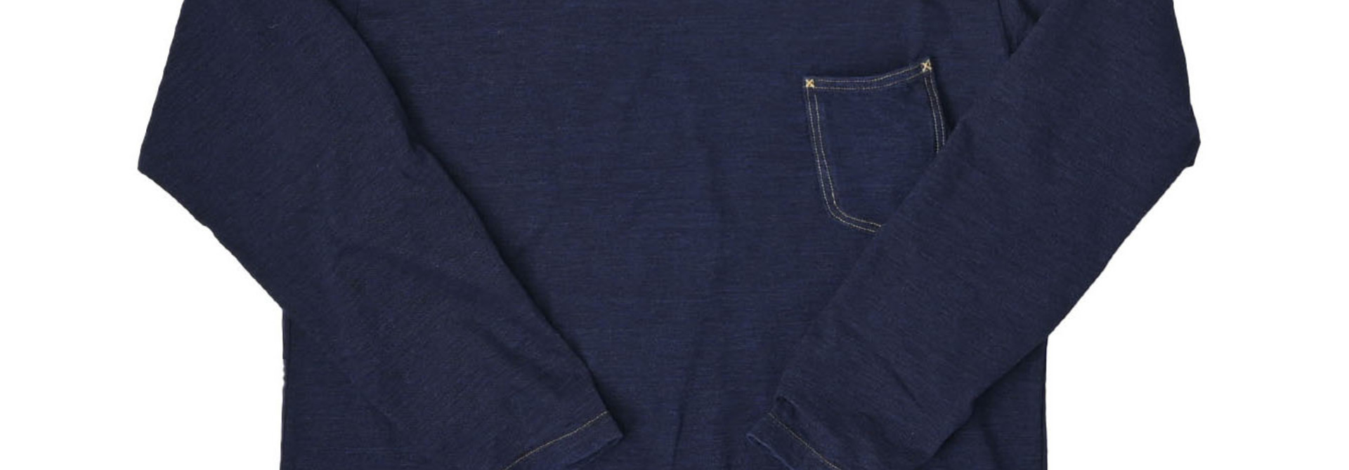 Indigo Zimbabwe 908 Ocean T-shirt