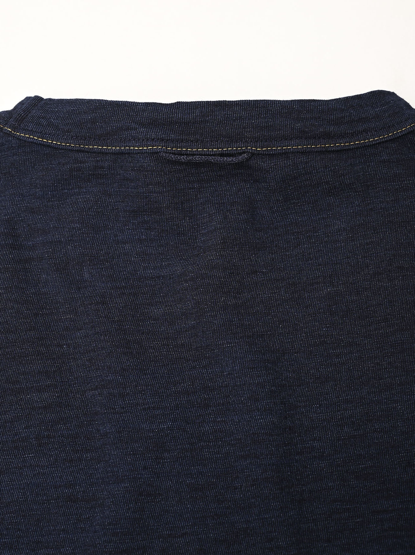 Indigo Zimbabwe 908 Ocean T-shirt-8