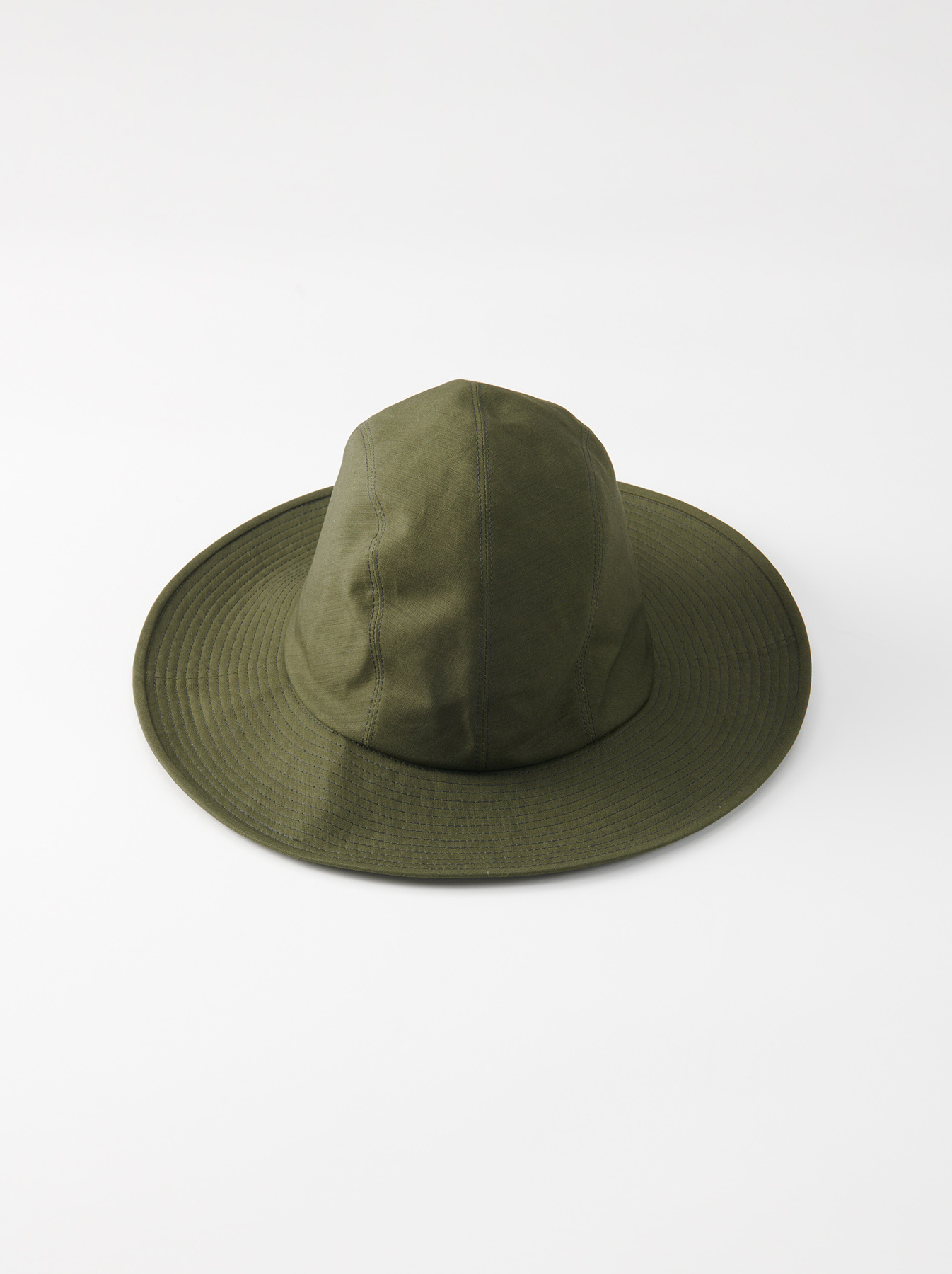 Coated Weather Cloth Hat-3