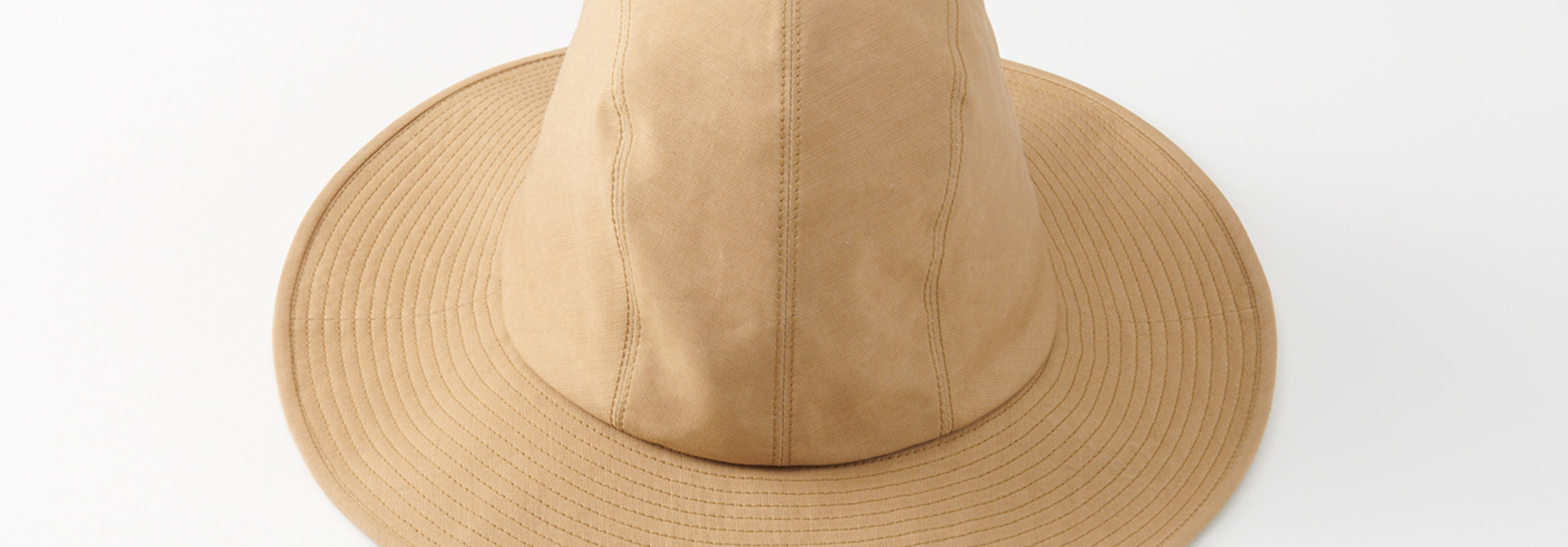 Coated Weather Cloth Hat
