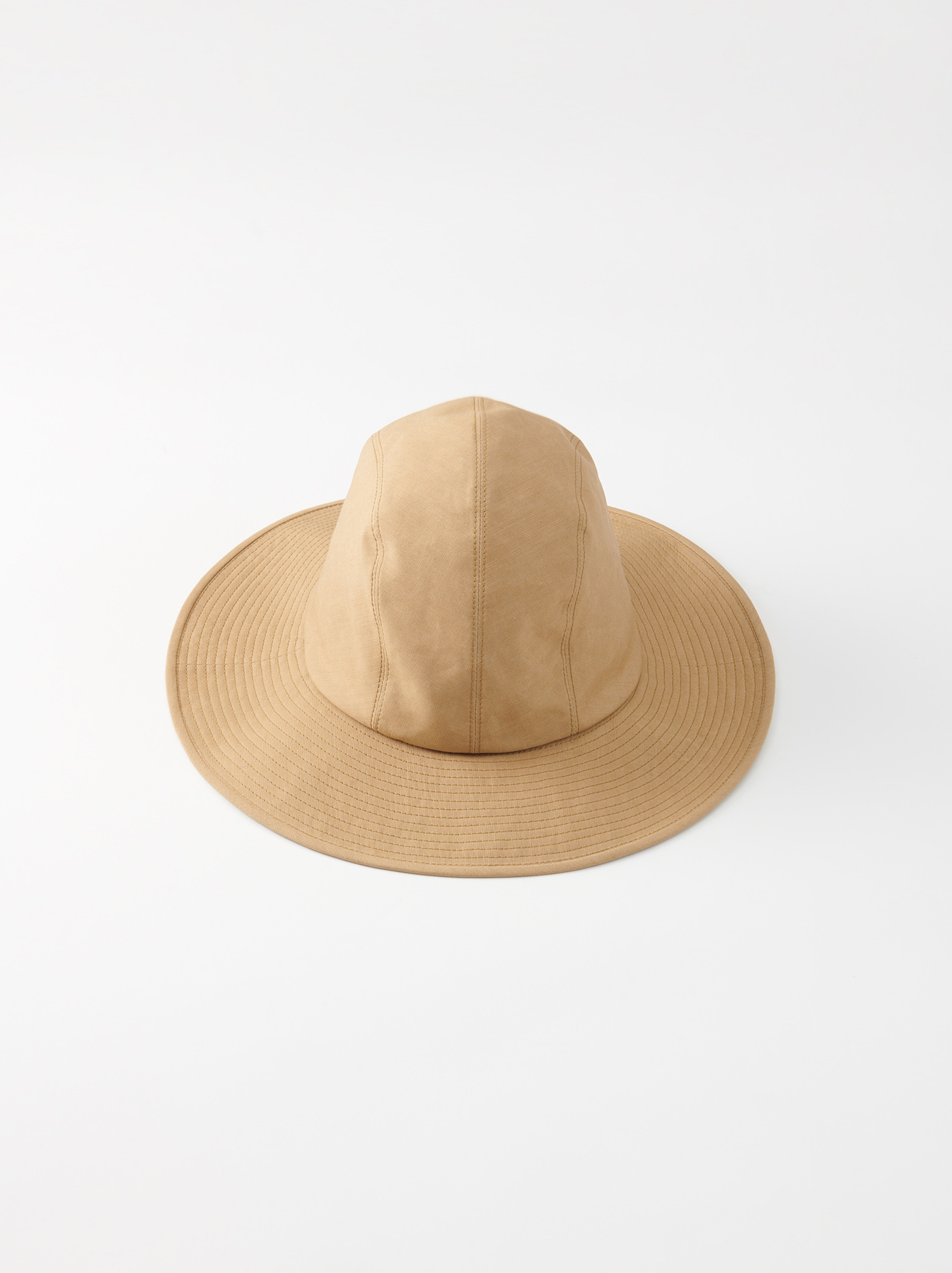 Coated Weather Cloth Hat-1